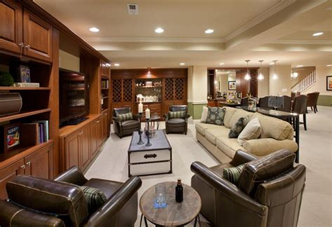 houses with finished basements 27 luxury finished basement designs