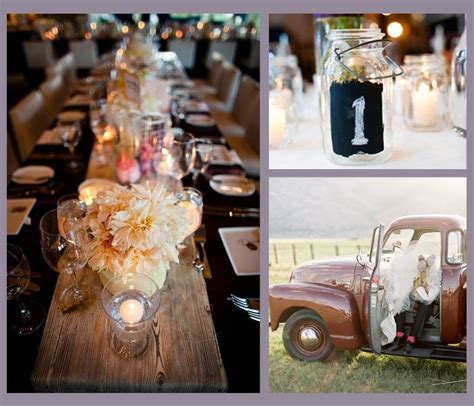 country themed weddings centerpieces theme thursday country picnic wedding oh what