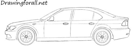 You Can Draw Cars how to draw a car drawingforall net