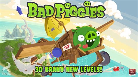 Kaos Bad Piggies Badpiggies 5 bad piggies screenshot
