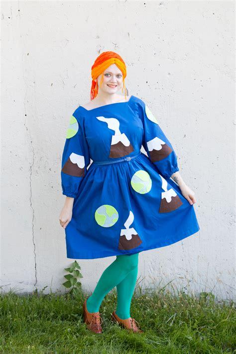 easy ms frizzle costume  halloween  comic