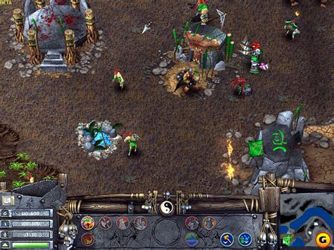 battle realms 1 free download full version free download battle realms winter of the wolf full