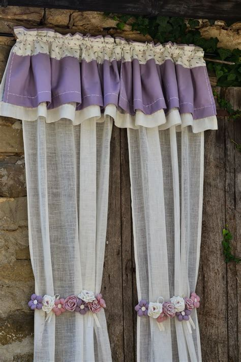 tende fai da te tende country fai da te shabby curtain ideas and window