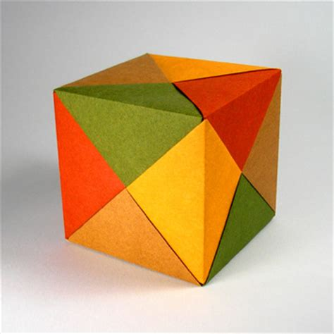 Math Origami - origami math for seventh graders continuous everywhere