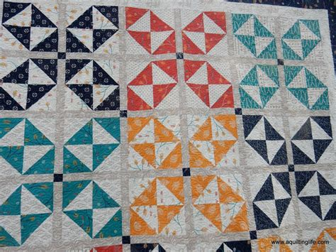 Quarter Quilt Patterns Chest Quarter Quilt Pattern By Sherriquilts Craftsy