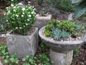 Ideas Design For Cement Planters Concept 30 Unique Garden Design Ideas