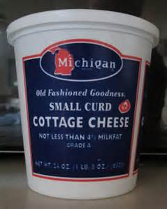 michigan cottage cheese looking toward portugal cottage cheese memories