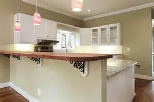 Kitchen Breakfast Bar Lights 1304 Harvard St Houston Tx 77008 4245