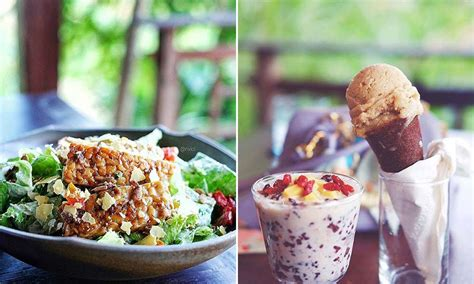 places  eat tasty plant based food  bali