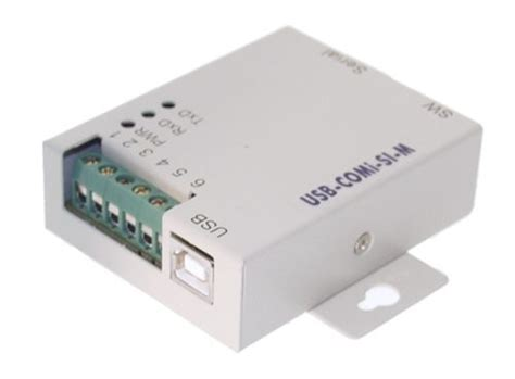 Cabel Usb Cumi Iphone5samsiphone4 1 port 422 485 usb usb comi si m usb to optical isolated rs 422 485 industrial adapter 99 78