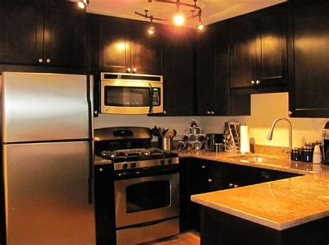 What Color Should I Paint My Kitchen With Dark Cabinets | what color should i paint my kitchen