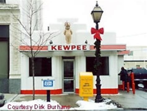 kewpee classic happiness is a malt from kewpees delish and priced
