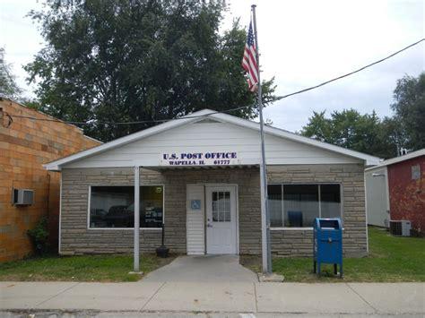 wapella illinois post office post office freak