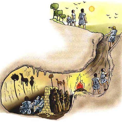 platon la alegoria de la caverna el mito de la caverna vicariosaboyano
