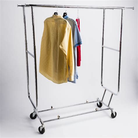 Salesman Clothing Rack by Salesman Clothing Rack Collapsible A B Store