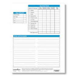 86kb employee attendance record records template