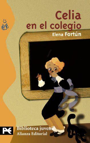 celia novelista biblioteca tematica elena fort 250 n junglekey es imagen