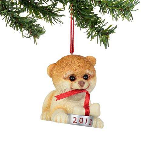 boo 2013 dated holiday ornament fitzula s gift shop