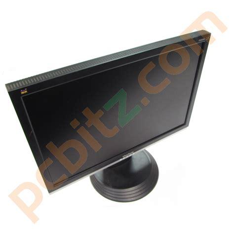 Monitor Lcd Viewsonic 20 viewsonic va2026w 20 quot lcd monitor grade c ebay