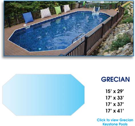 breath taking grecian style pool pictures grecian overview radiant pools