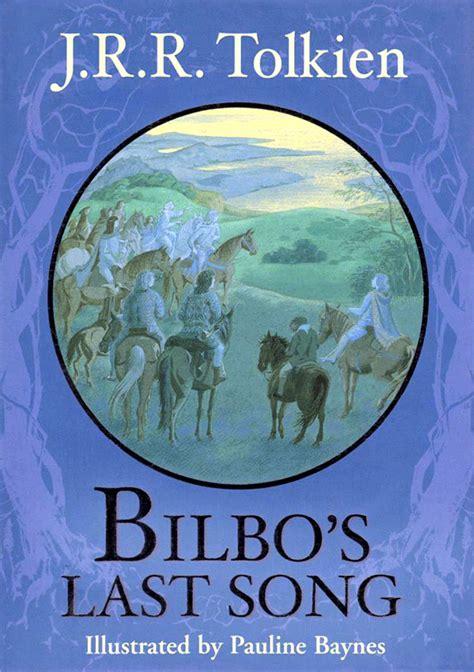 bilbos last song pauline baynes bilbo s last song cover
