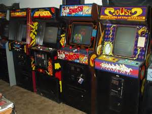 Arcade In State Of The Address Killed The Arcade