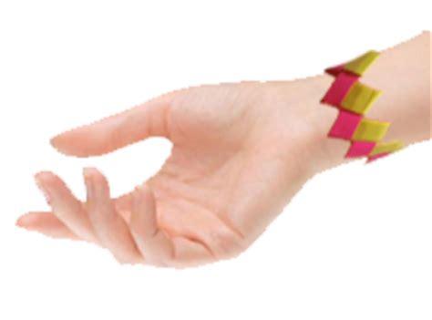 membuat gelang remaja gelang anyam dari pita jepang buat remaja dan anak muda