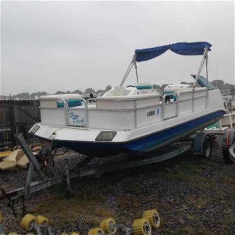 godfrey deck boat for sale godfrey marine hurricane fun deck boat for sale from usa