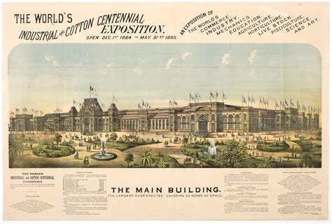 New Orleans Events Calendar 1884 World S Fair In New Orleans Concert New Orleans