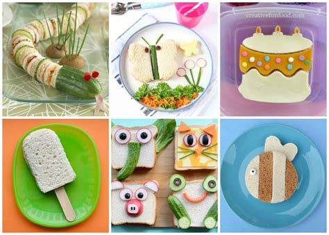 ideas for children 35 sandwiches for eats amazing