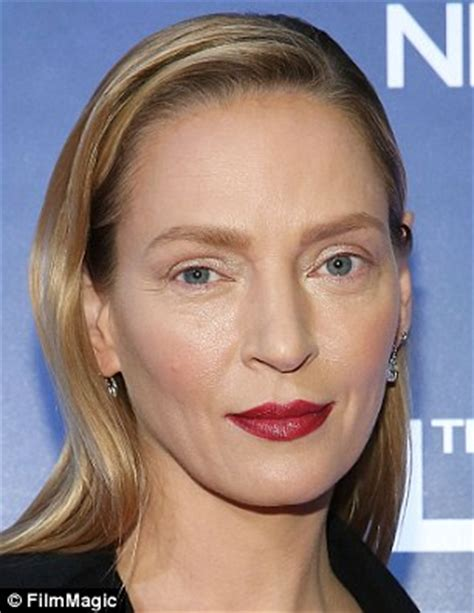 need a fresh new hairstyle im 21 yr old male what has uma thurman done to her face daily mail online