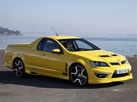 vauxhall vxr maloo 2012 performance car stats