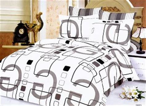 Dante Maxy dante 6pc size bedding black grey patterns and matching stripes create a