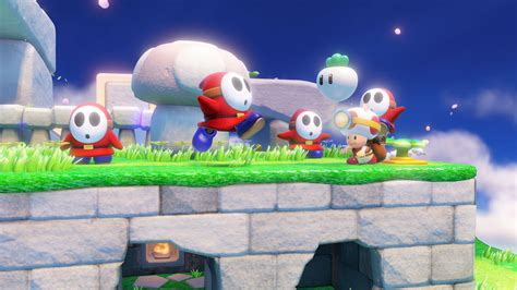 vegetables xenoblade 2 review captain toad treasure tracker gamer