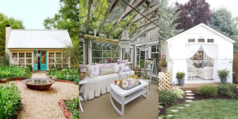 charming  shed ideas  inspiration cute  shed