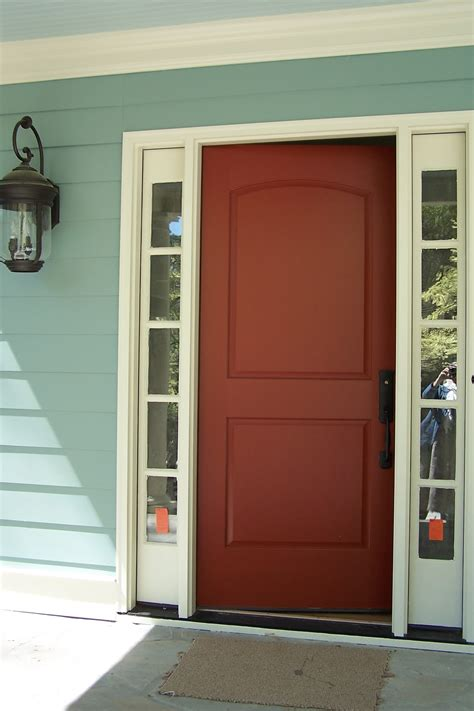 Tara Dillard Choosing A Front Door Color Colors For Front Door