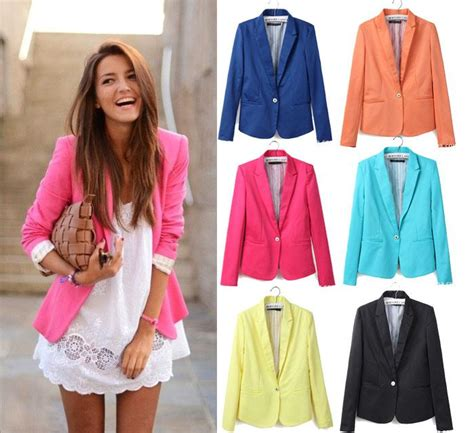 colorful plus size blazers colorful womens blazers tulips clothing