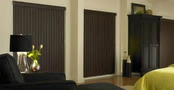 Eclectic Bedrooms vertical blinds in dark woodland walnut 3dayblinds
