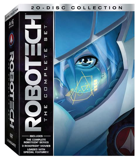 Original One Effect Vol2 Complete Set 4 New comprar dvd robotech complete collection dvd box set 20