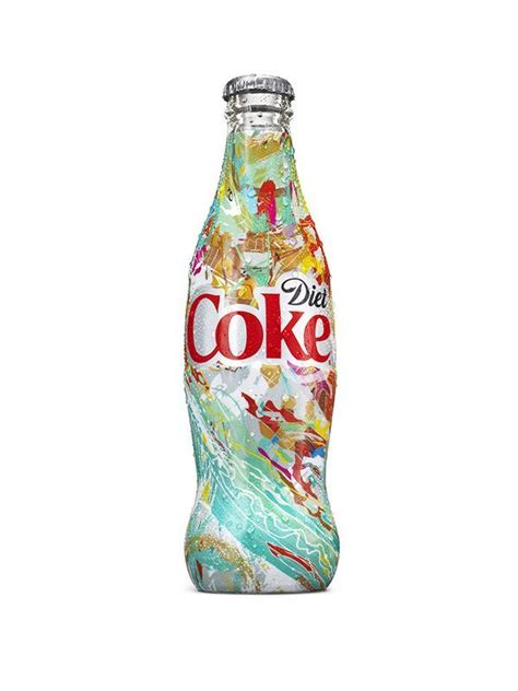 Cool Packaging Soda by Rainbow Colored Diet Coke Bottle Cool Packaging And