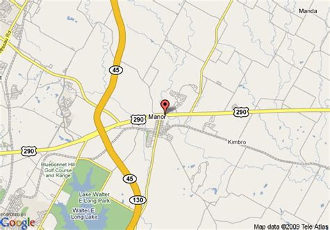 manor texas map map of quality inn suites manor