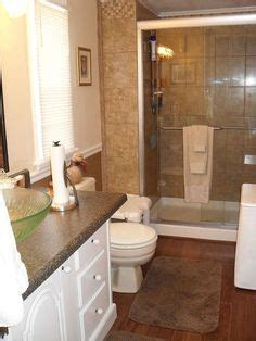 show me bathroom designs repainted all the walls in our mobile home and redone our kitchen bathroom ideas home decor