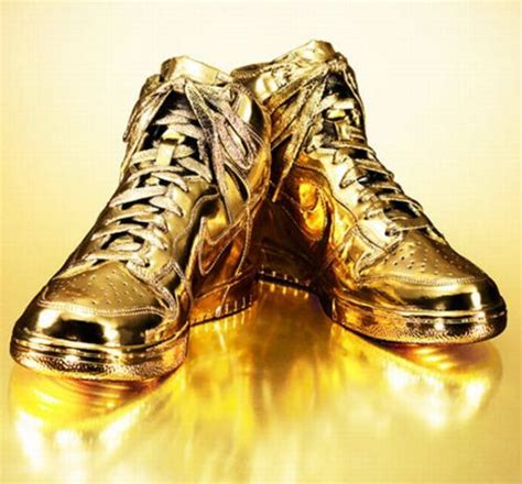 world s most expensive shoes best gold trainers goldgenie official