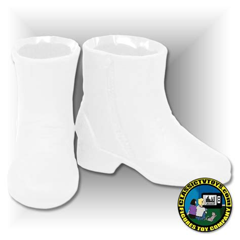 white motorcycle boots white motorcycle boots for 8 inch figures