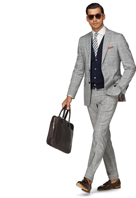 25 best ideas about grey check suit on formal