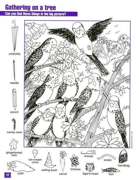 hidden pictures printable esl learningenglish esl hidden pictures animals