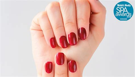 Best Manicure by Spa Awards 2018 Best Gel Manicure Classic Gel Manicure