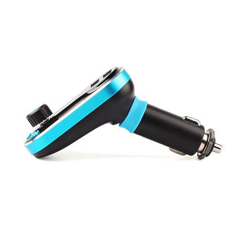 Bt66 Bluetooth Dual Usb Car Charger Speakerph Diskon bt66 dual usb car kit charger sd wireless bluetooth mp3 player fm transmitter buyincoins