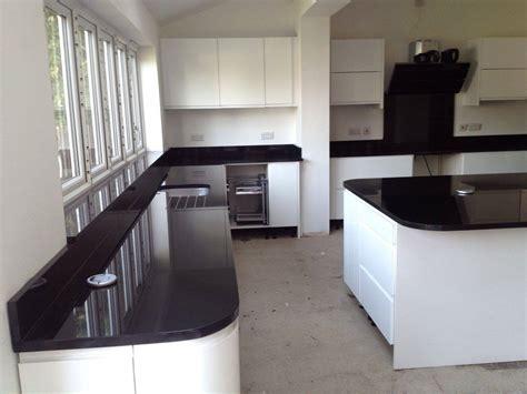 Marble Countertops Uk by Black Granite Countertops Uk Marblegranitesworktops