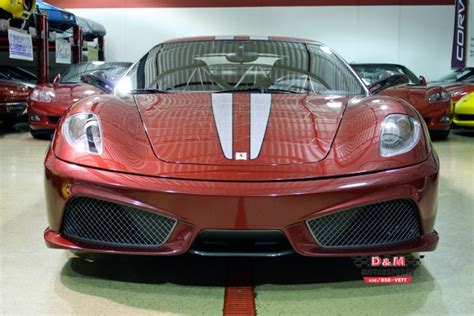 tire pressure monitoring 2008 ferrari 430 scuderia navigation system 2008 ferrari 430 scuderia novitec twin supercharged stock m4862 for sale near glen ellyn il